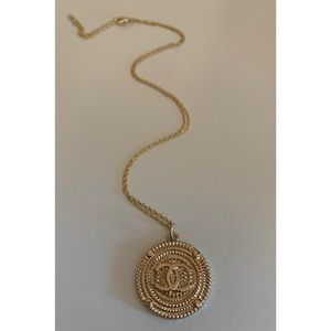 Repurposed CHANEL Necklace